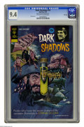Bronze Age (1970-1979):Horror, Dark Shadows #19 File Copy (Gold Key, 1973) CGC NM 9.4 Off-white towhite pages. Joe Certa art. Overstreet 2005 NM- 9.2 valu...