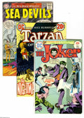 Bronze Age (1970-1979):Miscellaneous, DC Bronze Age Group (DC, 1961-76). This full short box containsapproximately 120 comics. Included are: Tarzan of the Apes...