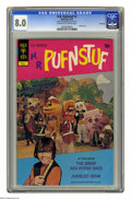 Bronze Age (1970-1979):Cartoon Character, H.R. Pufnstuf #7 File Copy (Gold Key, 1972) CGC VF 8.0 Off-white towhite pages. Photo cover. Overstreet 2005 VF 8.0 value =...