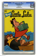 Golden Age (1938-1955):Cartoon Character, Marge's Little Lulu #49 File Copy (Dell, 1952) CGC NM 9.4 Off-whitepages. Overstreet 2005 NM- 9.2 value = $170. CGC census ...