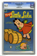Golden Age (1938-1955):Cartoon Character, Marge's Little Lulu #54 File Copy (Dell, 1952) CGC VF+ 8.5Off-white pages. Overstreet 2005 VF 8.0 value = $84; VF/NM 9.0va...