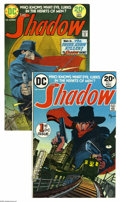 Bronze Age (1970-1979):Miscellaneous, The Shadow #1 and 2 Group (DC, 1973-74) Condition: Average FN/VF.Group lot includes two copies each of #1 and 2. Covers and... (4Comic Books)