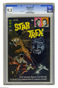 Bronze Age (1970-1979):Science Fiction, Star Trek #12 File Copy (Gold Key, 1971) CGC NM- 9.2 Off-white pages. Painted cover. Alberto Giolitti art. Overstreet 2005 N...