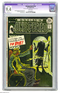 Bronze Age (1970-1979):Horror, Unexpected #126 (DC, 1971) CGC Apparent NM 9.4 Slight (A) Whitepages. Nick Cardy cover. Dick Dillin and Rich Buckler art. C...