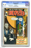 Bronze Age (1970-1979):Horror, Unexpected #130 (DC, 1971) CGC NM- 9.2 Off-white pages. Nick Cardycover. Jerry Grandenetti, John Calnan, Vince Colletta, an...