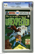 Bronze Age (1970-1979):Horror, Unexpected #171 (DC, 1976) CGC NM+ 9.6 White pages. Luis Dominguezcover. Ruben Yandoc and E. R. Cruz art. This is currently...