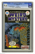 Bronze Age (1970-1979):Horror, Weird Mystery Tales #20 (DC, 1973) CGC NM+ 9.6 White pages. ErnieChan cover. Ruben Yandoc and Fred Carrillo art. Overstreet...