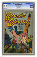 Golden Age (1938-1955):Superhero, Wonder Woman #50 (DC, 1951) CGC FN 6.0 Cream to off-white pages. Used on Pleasure on Parade. H. G. Peter and Carmine Inf...