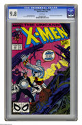 Modern Age (1980-Present):Superhero, X-Men #248 (Marvel, 1989) CGC NM/MT 9.8 White pages. Jim Lee'sfirst artwork on this title. Cover is also by Lee. Overstreet...
