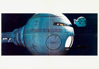 """2001: A Space Odyssey (MGM, 1968). Special Promotional Italian Printed International Posters (10) (27.5"""" X 39""""..."""
