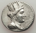Ancients:Greek, Ancients: PHOENICIA. Aradus. Ca. 138/7-44/3 BC. AR tetradrachm(14.98 gm). XF, minor porosity....