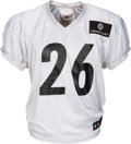 Football Collectibles:Others, 2013-15 Le'Veon Bell Practice Worn Pittsburgh Steelers Jersey....