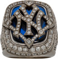 Baseball Collectibles:Others, 2009 New York Yankees World Series Championship Ring....
