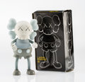 Fine Art - Sculpture, American:Contemporary (1950 to present), KAWS (American, b. 1974). Companion (Grey), 1999. Paintedcast vinyl. 7-1/2 x 4 x 2 inches (19.1 x 10.2 x 5.1 cm). Editi...