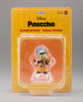 Fine Art - Sculpture, American:Contemporary (1950 to present), Disney. Jiminey Cricket, from Pinocchio (UDF #355),2017. Painted cast vinyl. 7-1/2 x 5-1/2 x 4-1/2 inches (19.1 x 1...