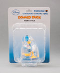 Fine Art - Sculpture, American:Contemporary (1950 to present), Disney. Donald Duck (UDF #216), 2015. Painted cast vinyl. 7-1/2 x 5-1/2 x 3 inches (19.1 x 14 x 7.6 cm) (box). Stamped o...