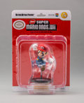 Fine Art - Sculpture, American:Contemporary (1950 to present), Nintendo. Mario, from Super Mario Bros. Wii (UDF #176), 2015. Painted cast vinyl. 7-1/2 x 5-1/2 x 3 inches (19.1 x 1...