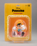 Fine Art - Sculpture, American:Contemporary (1950 to present), Disney. Pinocchio, from Pinocchio (UDF #354), 2017. Painted cast vinyl. 7-1/2 x 5-1/2 x 3 inches (19.1 x 14 x 7.6 cm...
