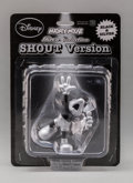 Fine Art - Sculpture, American:Contemporary (1950 to present), Disney. Mickey Mouse, Shout Version, 2012. Painted castvinyl. 7-1/2 x 5-1/2 x 3 inches (19.1 x 14.0 x 7.6 cm) (box). St...