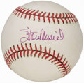 Autographs:Baseballs, Stan Musial Single Signed Baseball. ...