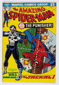 Bronze Age (1970-1979):Superhero, The Amazing Spider-Man #129 (Marvel, 1974) Condition: VF+....