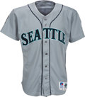Baseball Collectibles:Uniforms, 1994 Alex Rodriguez Game Worn Seattle Mariners Rookie Jersey. . ...