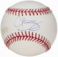 Autographs:Baseballs, Curt Schilling Single Signed Baseball....