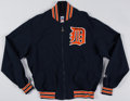 Autographs:Jerseys, Milt Wilcox Signed Detroit Tigers Starter Jacket. . ...