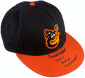 """Autographs:Others, Frank Robinson """"1966 World Champions"""" Signed Baltimore OriolesHat.. ..."""