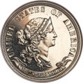 Patterns, 1870 25C Standard Silver Quarter Dollar, Judd-913, Pollock-1009, Low R.7, PR63 Cameo NGC....