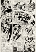 Original Comic Art:Panel Pages, Gene Colan and Frank Giacoia Daredevil #20 Story Page 18Original Art (Marvel, 1966)....