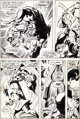 Gene Colan and Syd Shores Daredevil #73 Story Page 15 Iron Man Original Art (Marvel, 1971)