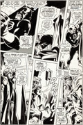Original Comic Art:Panel Pages, Gene Colan and George Klein Daredevil #46 Page 5 OriginalArt (Marvel, 1968)....