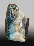 Minerals:Cabinet Specimens, Opal Slab. Queensland, Australia. 5.71 x 3.60 x 1.73inches (14.50 x 9.14 x 4.40 cm). ...