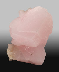 Manganocalcite China 7.09 x 4.33 x 4.33 inches (18.00 x 11.00 x 11.00 cm)
