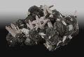 Minerals:Cabinet Specimens, Hematite. Lechang Mine, Lechang Co.. Shaoguan Prefecture,Guangdong Province. China. 9.06 x 5.91 x 4.09inches...