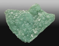 Prehnite Centerville Augusta Co. Virginia, USA 14.57 x 11.81 x 2.44 i