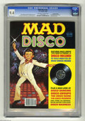 Magazines:Mad, Mad Disco #nn Gaines File Copy (EC, 1980) CGC NM 9.4 Off-white towhite pages. Includes Mad Disco record. Jack Rickard cover...