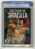 Magazines:Horror, Tomb of Dracula #4 (Marvel, 1980) CGC NM/MT 9.8 Off-white to white pages. Stephen King article and photos. Tom Palmer cover.... (1 )