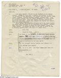 """Original Comic Art:Complete Story, Star Trek #62 Complete Unfinished 19-page Story """"Trial by Fire""""Breakdowns and Script Original Art (Gold Key, circa 1979). S... (21items)"""