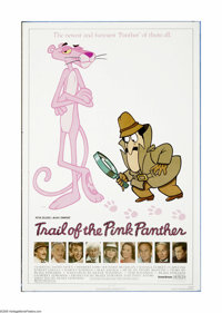 "Trail of the Pink Panther (United Artists, 1982). One Sheet (27"" X 41""). Offered here is an original poster fo..."
