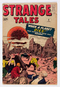 Silver Age (1956-1969):Horror, Strange Tales #97 (Marvel, 1962) Condition: VG+....