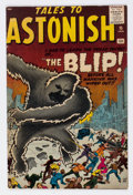 Silver Age (1956-1969):Horror, Tales to Astonish #15 (Marvel, 1961) Condition: VG/FN....