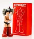 Fine Art - Sculpture, American:Contemporary (1950 to present), KAWS (American, b. 1974). Astro Boy-Kaws Version, 2012.Painted cast vinyl. 15 x 6 x 4 inches (38.1 x 15.2 x 10.2 cm). E...