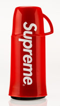 Fine Art - Sculpture, American:Contemporary (1950 to present), Supreme X Helios. Thermos, 2014. Resin. 8 x 3-1/2 x 3-1/2 inches (20.3 x 8.9 x 8.9 cm). Published by Helios, Germany...
