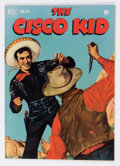 Golden Age (1938-1955):Western, The Cisco Kid #8 Mile High Pedigree (Dell, 1952) Condition: NM-....