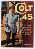 Silver Age (1956-1969):Western, Colt .45 #6 Mile High Pedigree (Dell, 1960) Condition: NM-....
