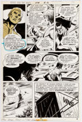 Original Comic Art:Panel Pages, Jim Aparo The Brave and the Bold #114 Page 9 Original Art (DC, 1974)....
