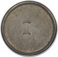 Patterns, 1849 1C Cent, J-A1849-1, Pollock-3095, R.8, MS61 Brown ANACS....