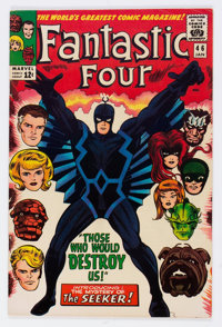 Fantastic Four #46 (Marvel, 1966) Condition: FN-